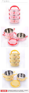 Top Selling Stainless Steel Heat Preservation Lunch Box pictures & photos