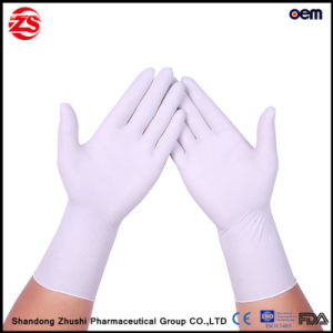 Medical Powder Free Vinyl Disposable PVC Gloves pictures & photos