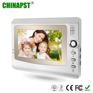 Cheapest Handfree Color LCD Monitor Wired Video Doorbell (PST-VD906C) pictures & photos