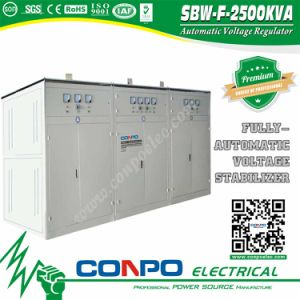 SBW-F-2500kVA Split-Phase Regulating Full-Automatic Compensated Voltage Stabilizer or Regulator pictures & photos