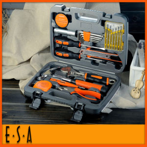 Multifunctional 22PCS Electricians Tool Kit Mini Tool Kit, Multi Use Hand Tool Set Torch Tool Kit for Car Emergency T03A121 pictures & photos