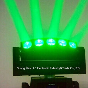 5eyes LED RGBW 4in1 Moving Head Beam Light 14CH/30CH pictures & photos