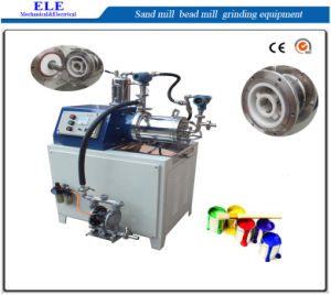 Laboratory Conic Horizontal Bead Mill pictures & photos