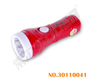 LED Torch Rechargeable Flashlight with Factory Price (LD-239B) pictures & photos