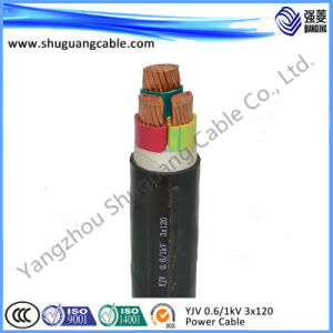 XLPE Insulation/PVC Sheathed/Armored/LV Power Cable pictures & photos
