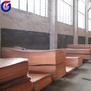 Copper Sheet for Roofing, Thick Copper Sheet pictures & photos