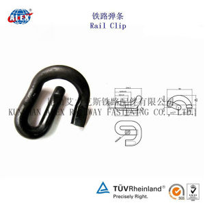 Elastic Railway Clips System for Railroad Construction pictures & photos