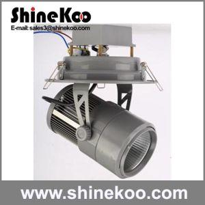 Aluminium 30W COB LED Track Light (SELTR01-30W) pictures & photos