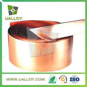 Copper Nickel Low Resistance Alloys CuNi1 for Low-Voltage Apparatus pictures & photos