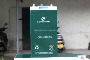 Deep Cycle Gel Battery with 8-15 Years Life Design and Good Price