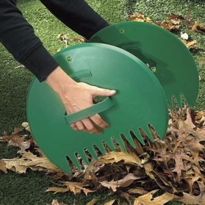 Hand Leaf Rake pictures & photos