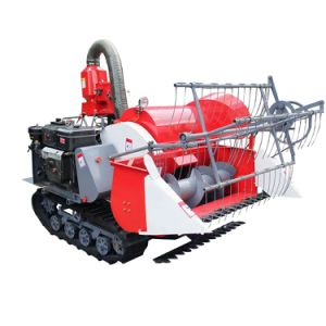 Top Quality Paddy Harvesting Machine (Model: 4LZ-0.8) pictures & photos
