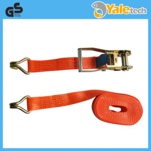 TUV/GS Certified 5t Polyester Pulling Tool with Aluminium Ratchet pictures & photos