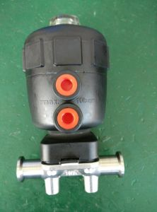 Pneumatic Diaphragm Valve Dn15 pictures & photos