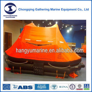 Solas Marine Self-Righting Inflatable Life Raft pictures & photos