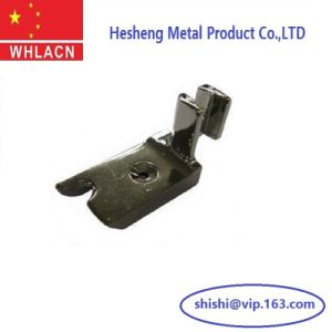 Stainless Steel Investment Casting Sewing Machine Parts (Machining Parts) pictures & photos