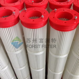 Forst Silicon Top Bag Filter for Food Plant pictures & photos