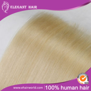 Quality Human Hair Weft Wavy Loose Deep 14inches pictures & photos