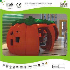 Kaiqi Pumpkin Plastic Play House for Indoor Decoration (KQ50141A) pictures & photos