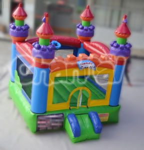 Candy Castle Inflatable Bouncy Castle Chb387 pictures & photos