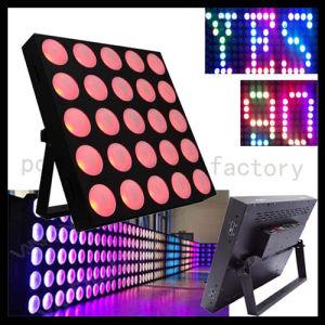 25PCS 30W Matrix RGB LED COB Blinder Light pictures & photos