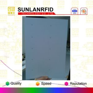 Wholesale Customized Layout FM1108 MIFARE Plus 2k Plus Se 1k Chip RFID Card Inlay for Card Making pictures & photos