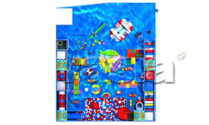 Children Indoor Sea World Themes Playground for Play Center pictures & photos