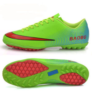 Outdoor Sports Football Boots Youth Section for Men Boys (AK8006-2C) pictures & photos
