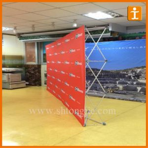 Custom Booth Design Advertising Adjustable Stand (TJ_04) pictures & photos