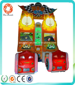 New Design Machine Caffee Cat Game Machine for Children pictures & photos