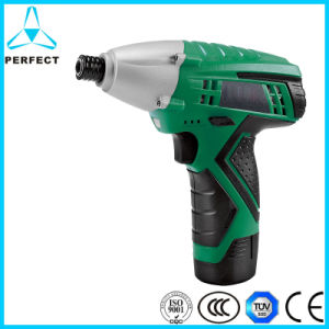 10.8V/12V Li-ion Electric Impact Cordless Screwdriver pictures & photos