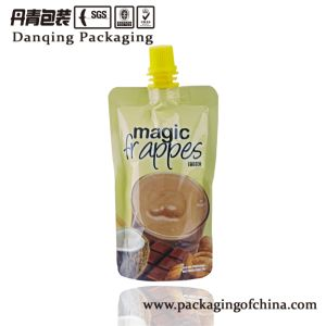 Plastic Drinking Packaging Bag, Stand up Pouch Y0703 pictures & photos