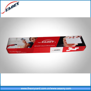 Seaory Own Brand White PVC Card pictures & photos