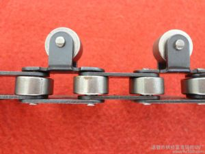 Chain Side Wheel Chain Side Roller Galvanized Conveyor Chain for Food pictures & photos