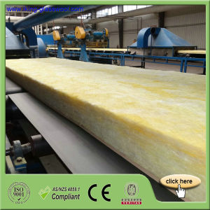 Fiber Glass Wool Insulation with CE pictures & photos
