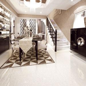 Hot Sale White Pulati Bathroom Bedroom Polished Porcelain Floor Tiles pictures & photos