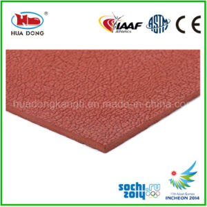 Professional Synthetic 6mm Rubber Floor Sports Floor Mat pictures & photos