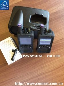 P25 Trunking and P25 Conventional Pager, Digital P25 Fire Pager for Fire Department and Police pictures & photos