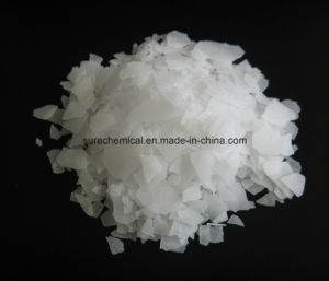White Flake Food Grade Magnesium Chloride pictures & photos