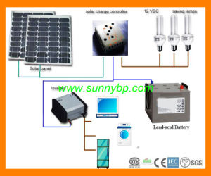 1000W Solar Power Energy System for Home pictures & photos