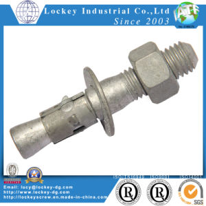 Alloy Steel / Steel Thread Rod Stud Bolt Thread Bolt B7 B7m pictures & photos