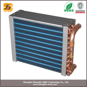 Copper Tube Refrigerator Evaporators Condenser with R410A, R22 etc pictures & photos