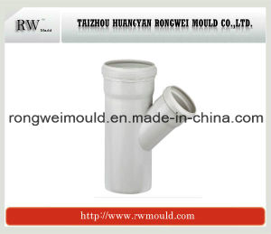 Injection Y-Type Pipe Fitting Mould