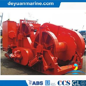 60t Hydraulic Towing Winch for Marine pictures & photos