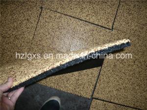 EPDM Granules Brick Pattern Rubber Floor Tiels pictures & photos