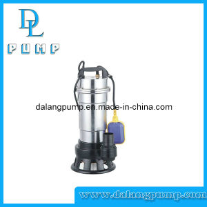 Wqd Series Sewage Submersible Dirty Solar Water Pump Supply pictures & photos