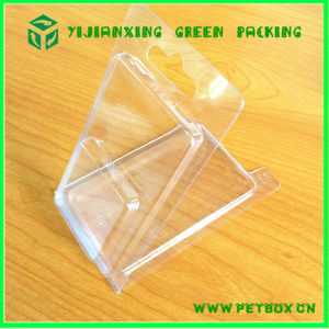 Plastic 0.5mm PVC Clamshell Blister Pack with Paper Card pictures & photos