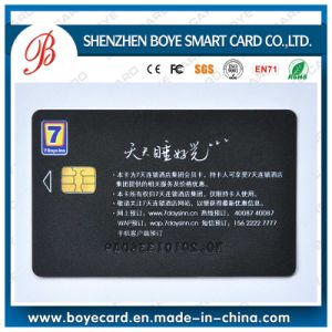 PVC Plastic Sle4442/4428/5542/5528 Chip Card pictures & photos