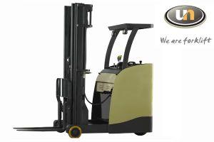 Hangzhou 2ton AC Electric Counter Balance Narrow Reach Forklift Truck pictures & photos