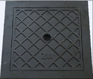 Cast Iron Manhole Covers 50X50 pictures & photos